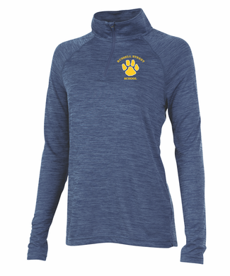 Russell Street School Ladies Performance Lightweight Pullover / Charles River 5763