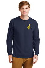 AB Friends of Music Long Sleeve Tee / Sanmar G5400