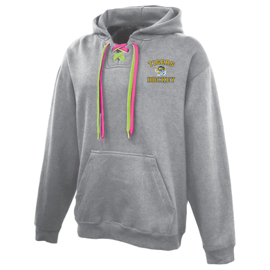 Littleton Hockey Faceoff Hoodie / Pennant 715