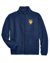 Russell Street School Fleece Jacket / Alphabroder 8485