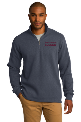 Westford Soccer 1/4 Zip Fleece / Sanmar F295