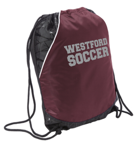 Westford Soccer Cinch Bag / Sanmar BST600