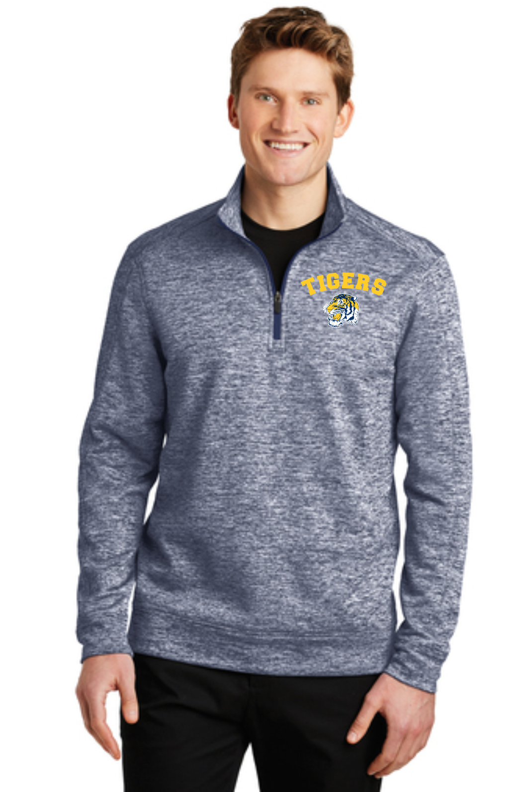 Littleton Hockey Posicharge 1/4 Zip / Sanmar ST226