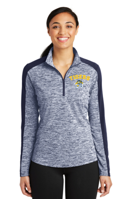 Littleton Ladies Hockey Posicharge 1/4 Zip / Sanmar LST397