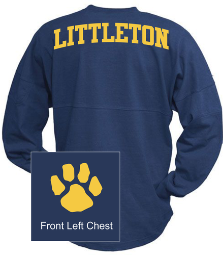 Littleton Boosters Billboard Shirt / Pennant 7170