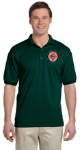 Westford Pipes and Drums 50/50 Polo / Gildan G880
