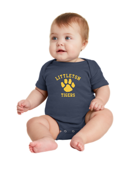 Littleton Boosters Onesie / Sanmar RS4400