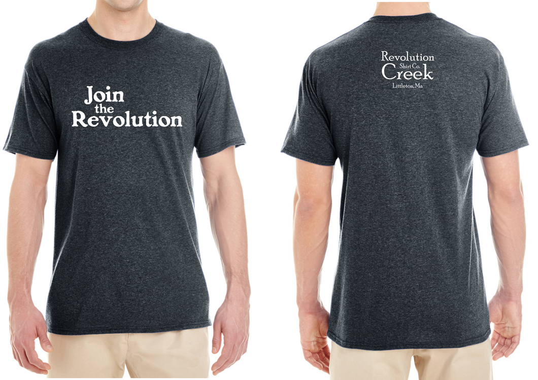 Join the Revolution Tri-Blend