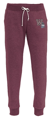 WA Cafeteria Ladies Jogger Sweatpants / Pennant 5206