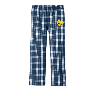Littleton PTA Flannel Pants / Sanmar DT1800