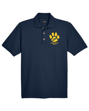 Littleton PTA Men's Polo / Alpha Broder 8535