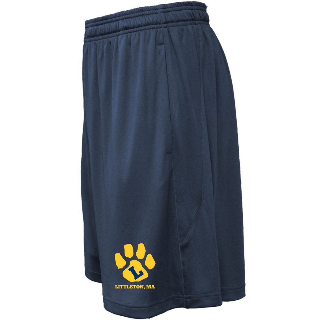 Littleton PTA Gym Shorts / Pennant 124 *Youth Sizes Available