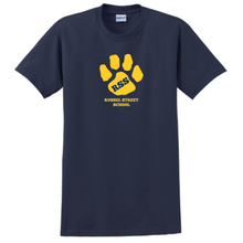 Littleton PTA Tee Shirt Navy / Sanmar G2000 *Youth Sizes Available