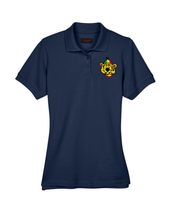 Littleton PTA Ladies Polo / Alpha Broder 8530