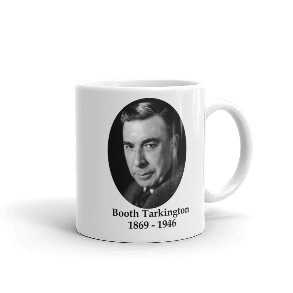 Booth Tarkington - Mug