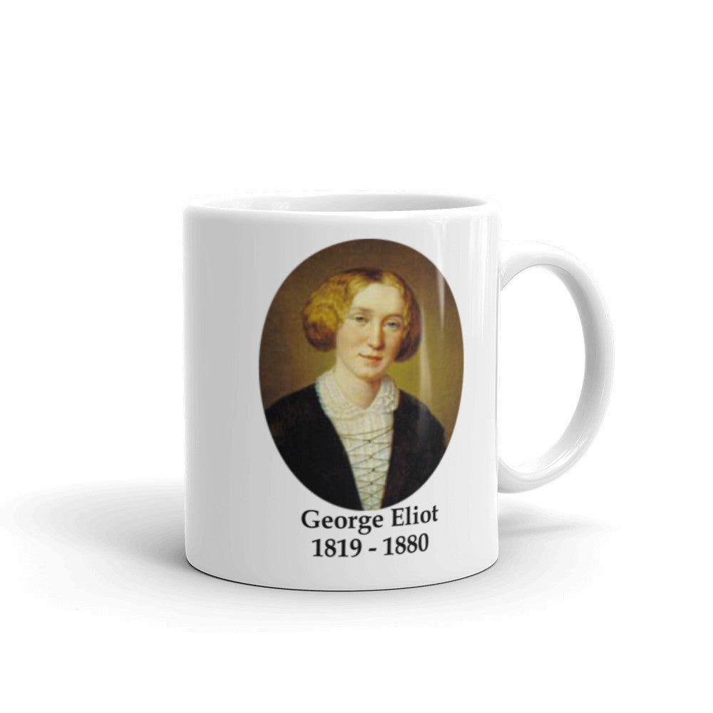 George Eliot - Mug