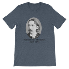 Robert Louis Stevenson t-shirt