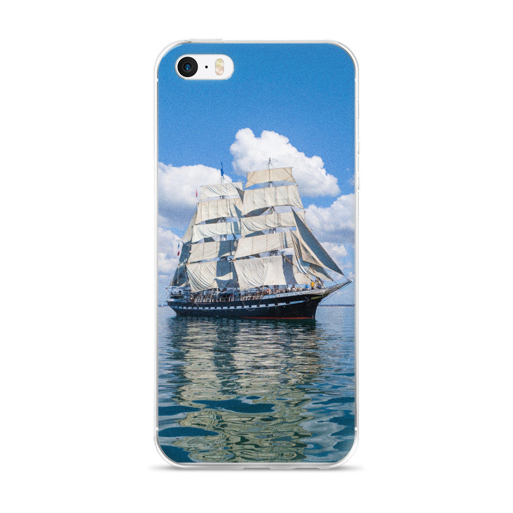 Tall Ship iPhone 5/5s/Se, 6/6s, 6/6s Plus Case