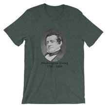 Washington Irving t-shirt