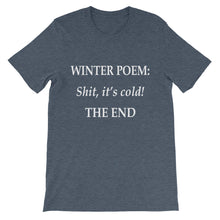 Winter Poem