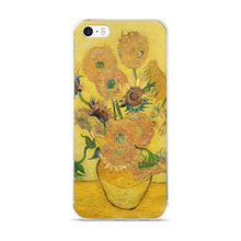 Sunflowers iPhone 5/5s/Se, 6/6s, 6/6s Plus Case