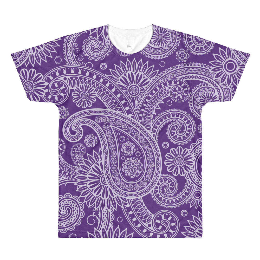 Pattern Sublimation t-shirt