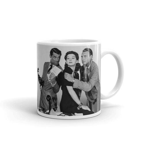 His Girl Friday Mug