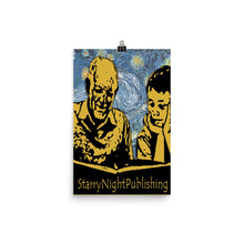 Starry Night Publishing poster