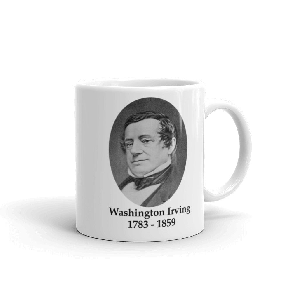 Washington Irving - Mug