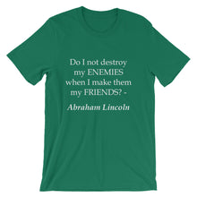 Make them my friends t-shirt