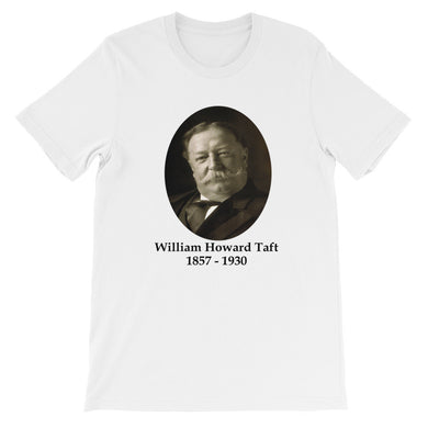William Howard Taft t-shirt