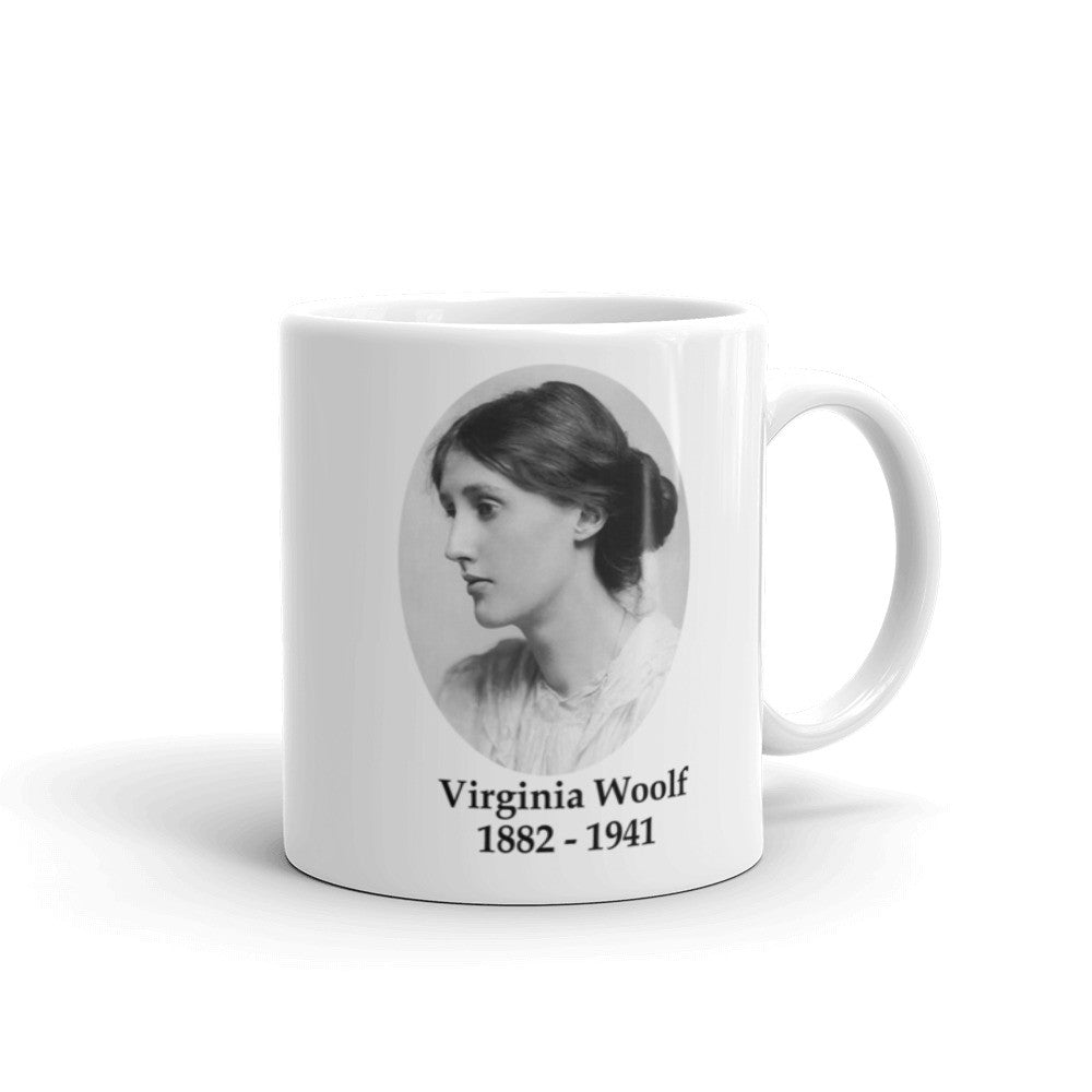 Virginia Woolf - Mug