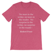 No tears in the writer t-shirt