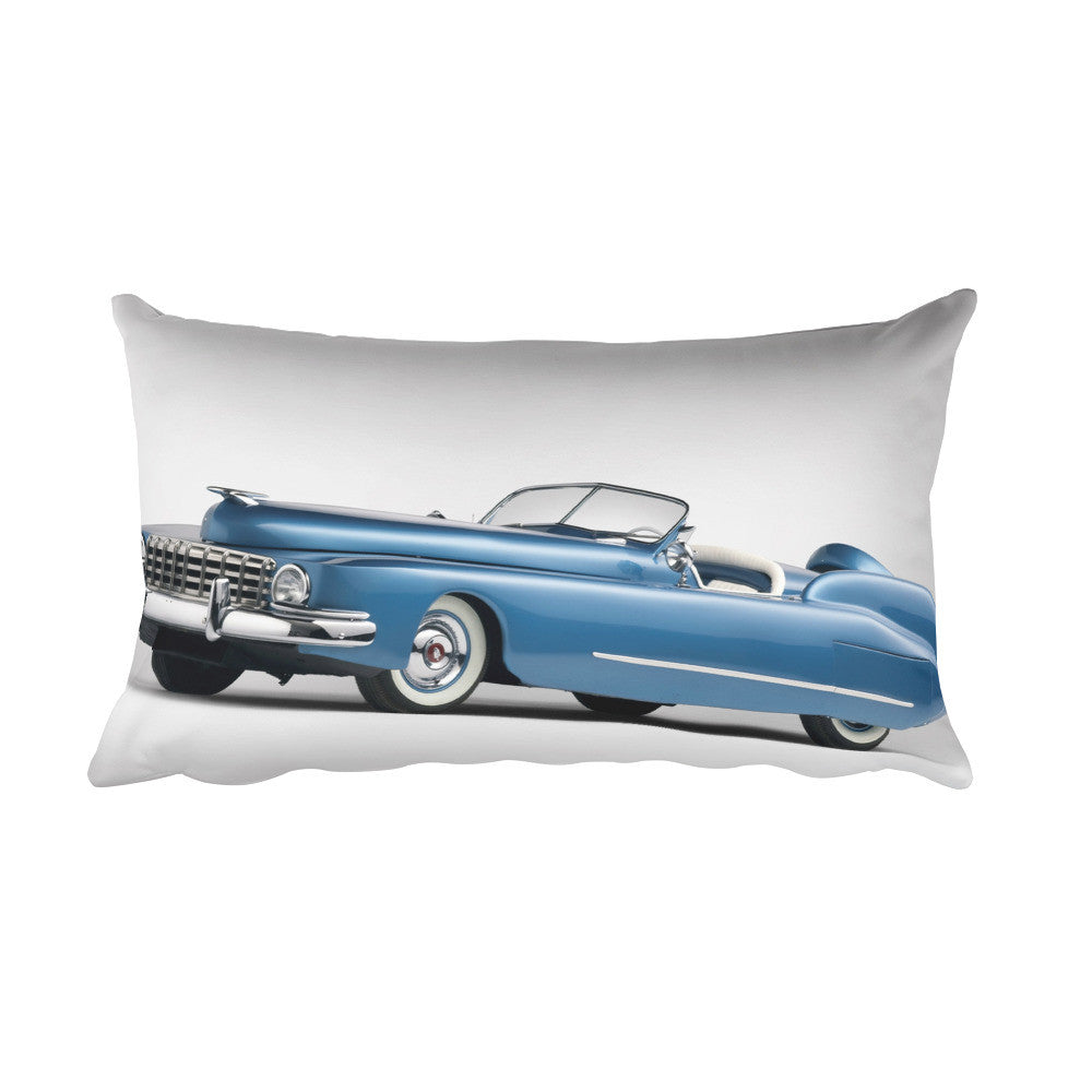 Classic Car Pillow