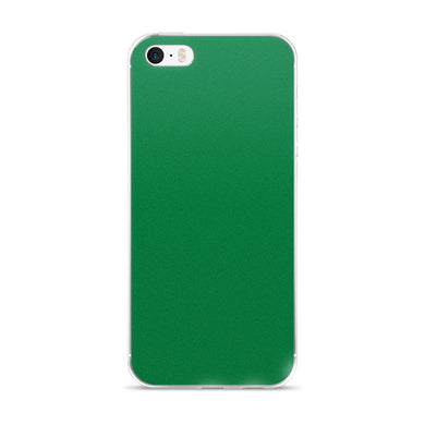 Hunter Green iPhone 5/5s/Se, 6/6s, 6/6s Plus Case