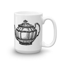 Antique Teapots Mug