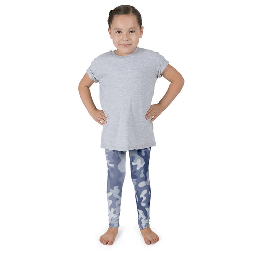 Camo Kid's leggings