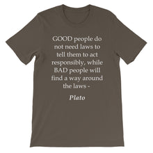 Good people t-shirt