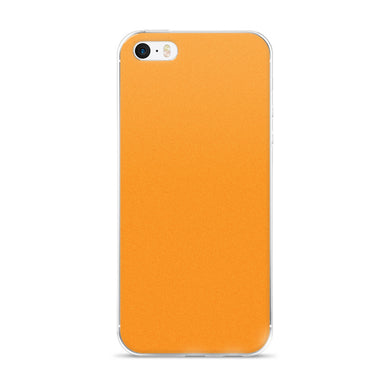 Orange iPhone 5/5s/Se, 6/6s, 6/6s Plus Case