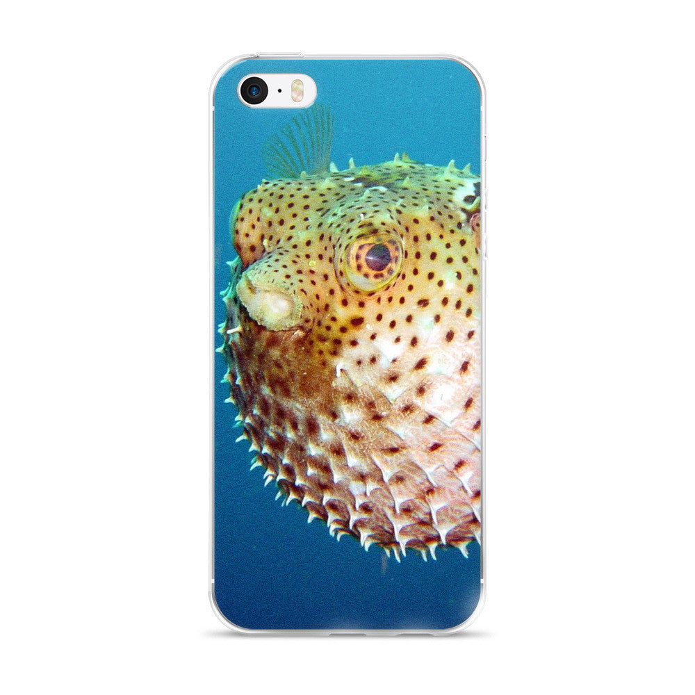 Puffer iPhone 5/5s/Se, 6/6s, 6/6s Plus Case