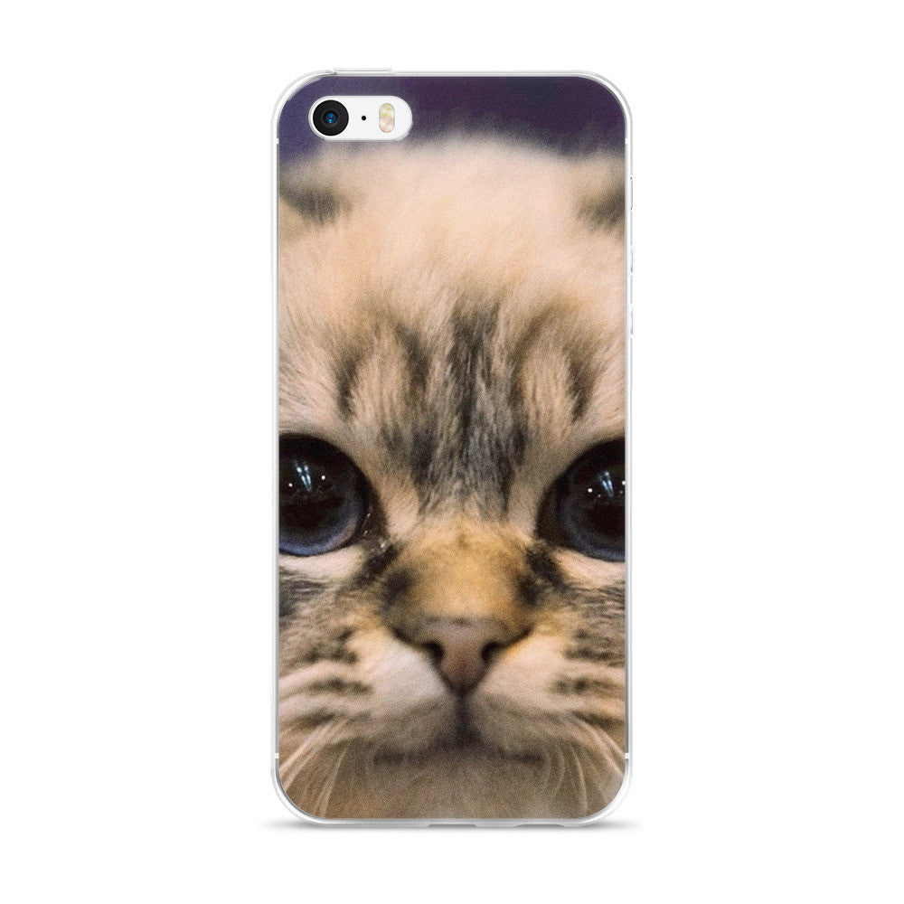Cat iPhone 5/5s/Se, 6/6s, 6/6s Plus Case
