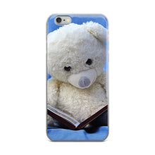 Reading Teddy Bear iPhone 5/5s/Se, 6/6s, 6/6s Plus Case