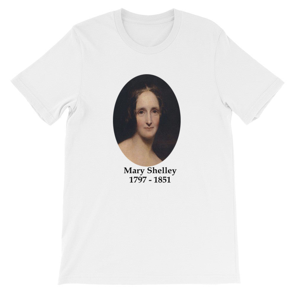 Mary Shelley t-shirt