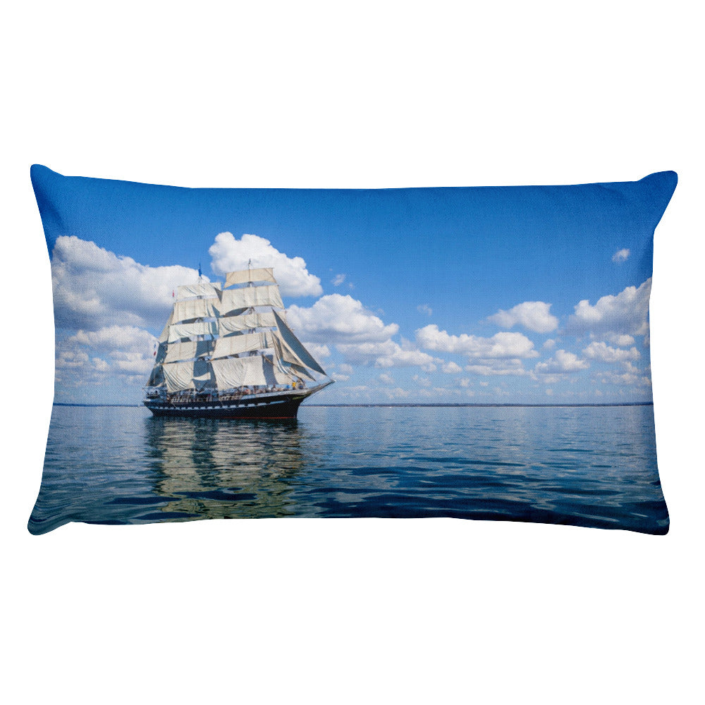 Sailing Pillow
