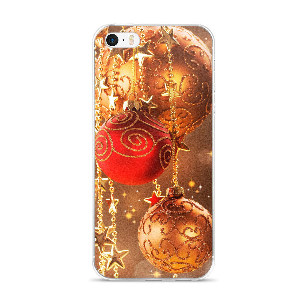 Christmas iPhone 5/5s/Se, 6/6s, 6/6s Plus Case