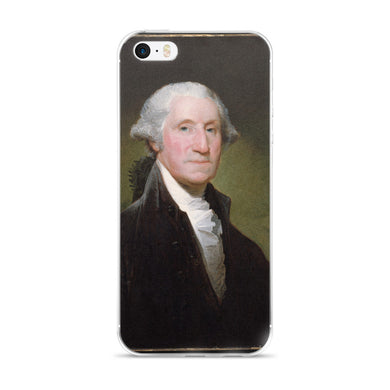 George Washington iPhone 5/5s/Se, 6/6s, 6/6s Plus Case