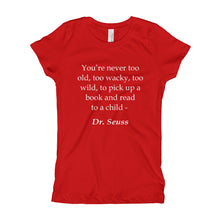 Girl's T-Shirt - Dr. Seuss