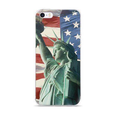 Statue of Liberty iPhone 5/5s/Se, 6/6s, 6/6s Plus Case