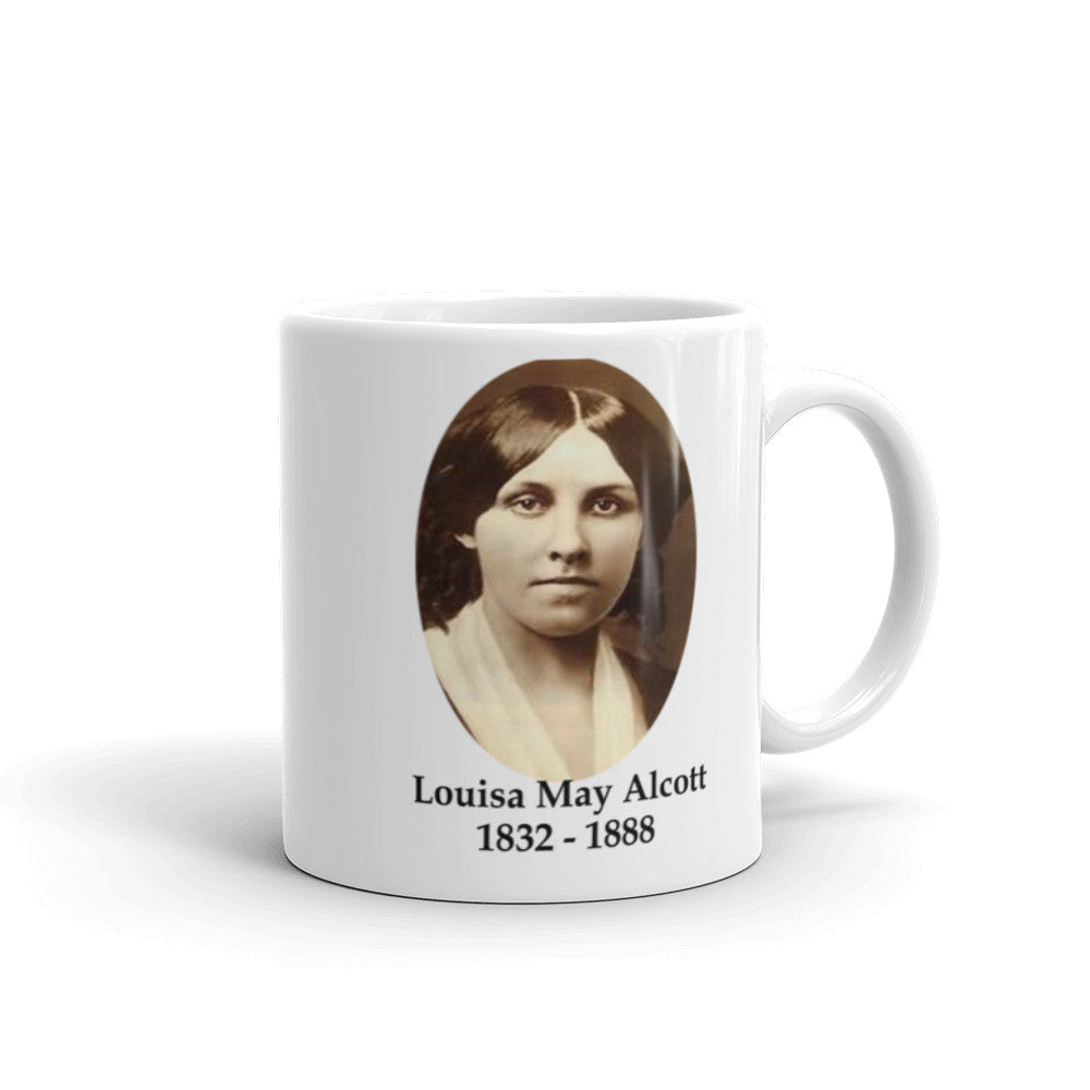 Louisa May Alcott - Mug