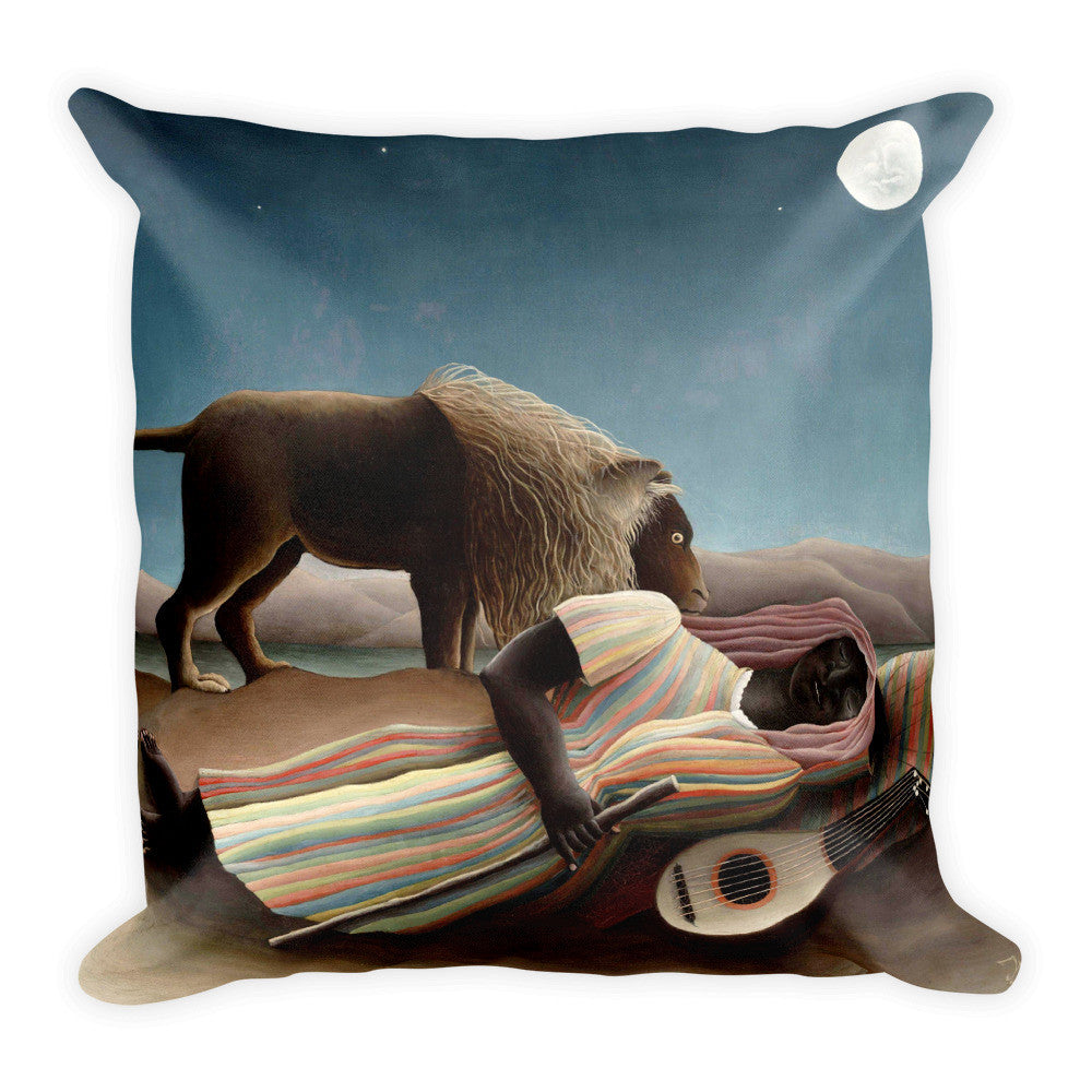 Sleeping Gypsy Pillow